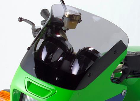 しゃぼん玉 ZRX1100/1200/DAEG スポイラー形状スクリーン