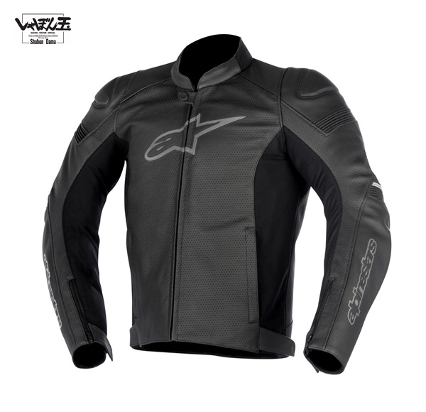 SP-1 AIRFLOW LEATHER JACKET